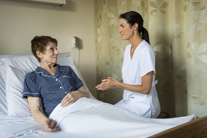 Improving Post Acute Care Coordination with Contact-Free Continuous Monitoring